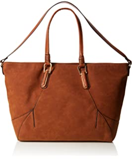 Womens Casual Hobo Shoulder Bag Brown (Tan) Dorothy Perkins