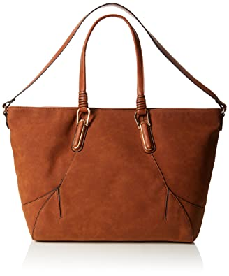 Womens Sunny Slouch Tote Brown (Tan) New Look H8mQ99oQIY