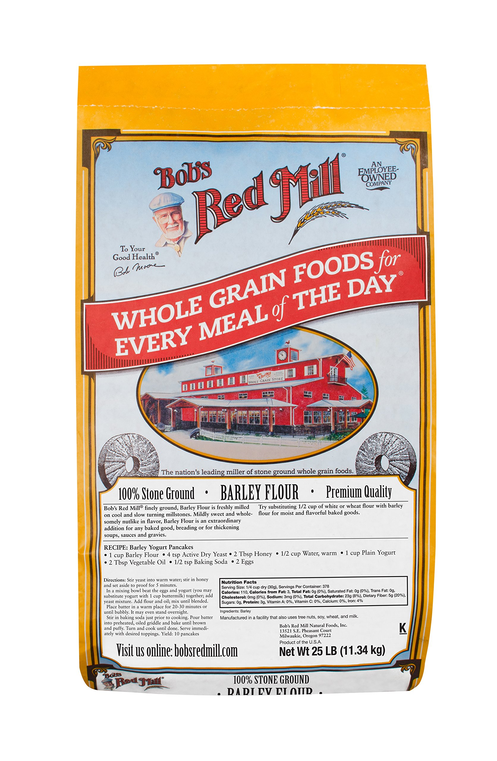 Amazon.com : Great River Milling, Flour, Real Teff Flour