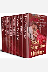 'Twas A Rogue Before Christmas Kindle Edition