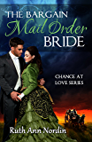 The Bargain Mail Order Bride (Chance at Love Book 4)