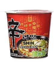 Nongshim Shin Noodle Soup (6 X 75 Grams)Net Wt (450 Grams),
