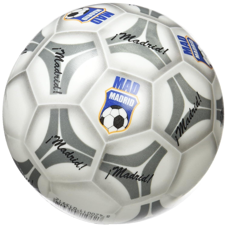 Real Madrid- Pelota de 15 cm, 150 mm (Mondo 1391): Amazon.es ...