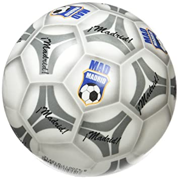 Real Madrid- Pelota de 15 cm, 150 mm (Mondo 1391): Amazon.es ...