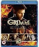 Grimm Season 5 [Blu-ray] [2015]