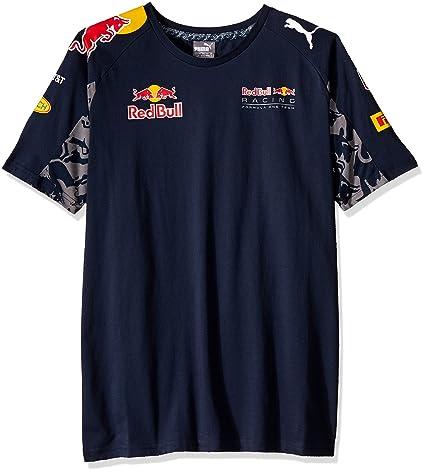 Puma - Camiseta para Hombre del Equipo RBR, Hombre, T-Shirt RBR Team