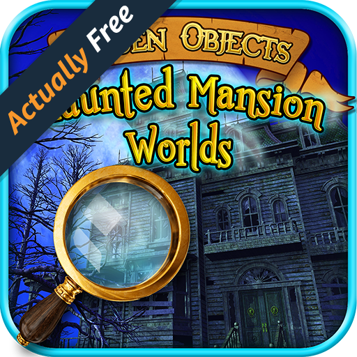 Hidden Objects Haunted Mansion Worlds: Seek & Find the Difference Adventure Games (Halloween Horror Nights 4 Soundtrack)