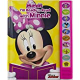 Minnie Mouse I'm Ready To Read