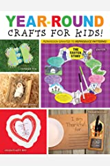 Year-Round Crafts for Kids (I'm Learning the Bible Activity Book) Paperback