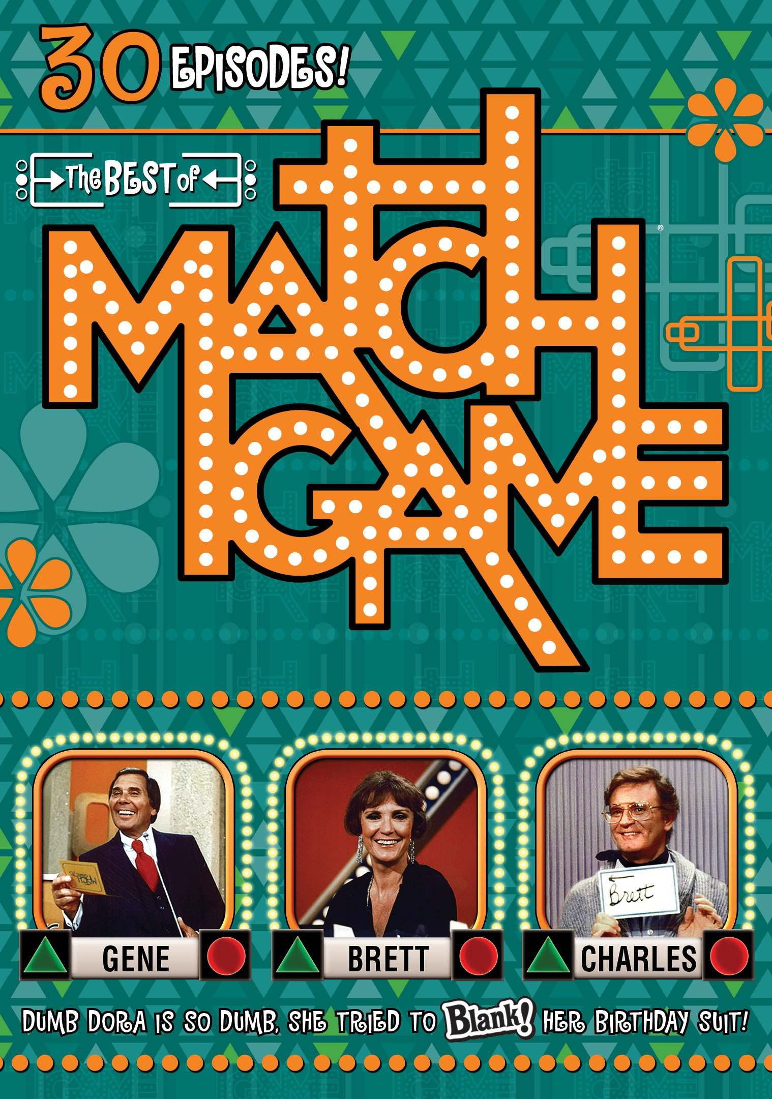 Best of Match Game: 30 Episodes by DIGITAL1STOP