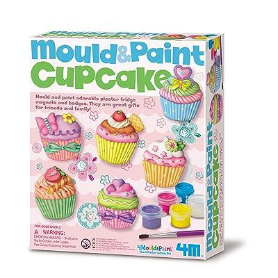 4m Moule à cupcake et de peinture