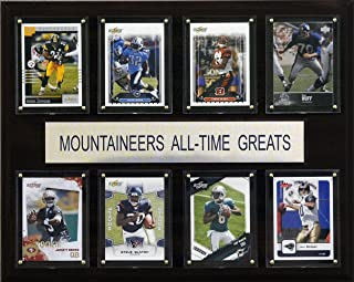 product image for NCAA Football West Virginia Mountaineers All-Time Greats Plaque