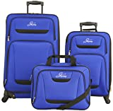 Skyway Westlake 3-Piece Luggage Set, Maritime Blue