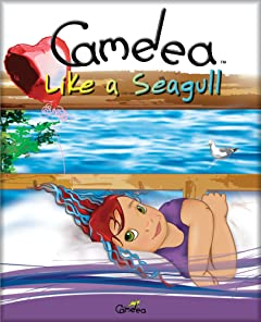 Children\'s Books: Camelea Like a Seagull