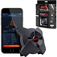 UFC Combat Strike Force Tracker Dispositivo Inteligente para Sacos de Boxeo, Mide tu Velocidad, Potencia y Resistencia…