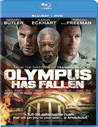 Olympus Has Fallen (2013) BluRay 720p 940MB Dual Audio ( Hindi – English ) ESubs MKV