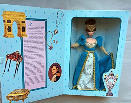 Amazon.com: Barbie the Great Eras Collection dama francesa ...