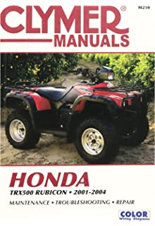 Amazon Clymer Repair Manual For Honda ATV Trx250r Atc 250r 85. Clymer M210 Repair Manual. Honda. Honda 250r Fourtrax Wiring Diagram At Scoala.co