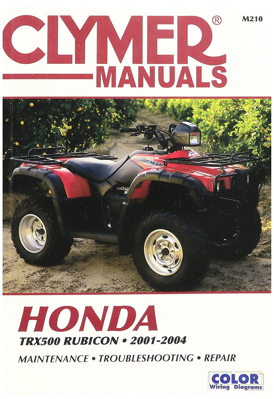Clymer M210 Repair Manual