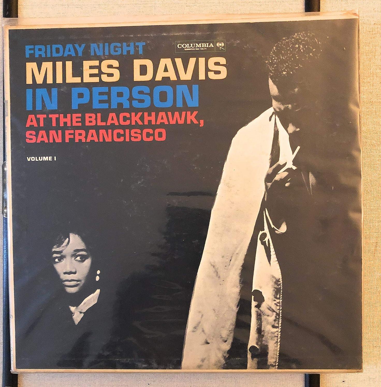 Miles Davis Friday Night In Person At The Blackhawk [Vinyl LP Record]