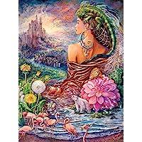 Buffalo Games - Josephine Wall - The Untold Story (Glitter Edition) - 1000 Piece Jigsaw Puzzle