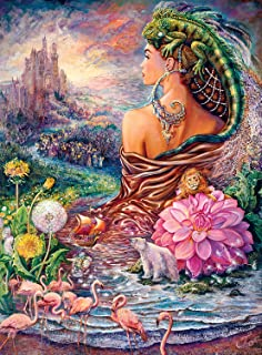 product image for Buffalo Games - Josephine Wall - The Untold Story (Glitter Edition) - 1000 Piece Jigsaw Puzzle