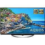 シャープ 55V型 4K対応液晶テレビ AQUOS HDR対応 4T-C55AJ1