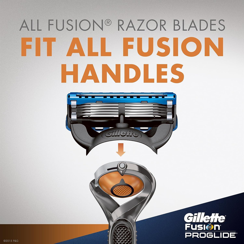 Gillette fusion proglide manual razor with flexball technology - Amazon Com Gillette Fusion Proglide Men S Razor With Flexball Handle Technology 1 Razor Blade Refill Mens Razors Blades Beauty