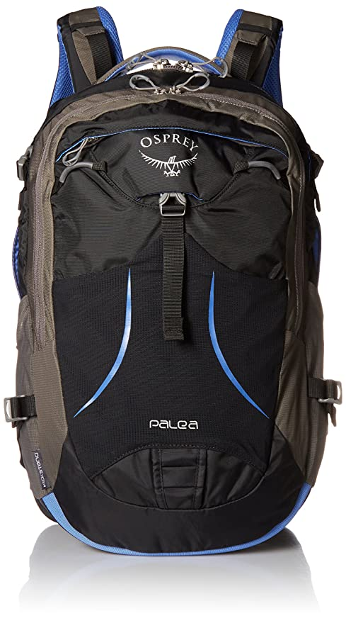 ecbd0f293f Osprey Palea 26 Womens Laptop Backpack One Size Black Orchid  Amazon ...