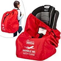 Car Seat Travel Bag for Airplane | Stay Safe and Healthy. Airport Gate Check Bag Approved. Universal Size, Baby Infant…