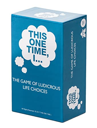 Amazon This One Time I The Game Of Ludicrous Life