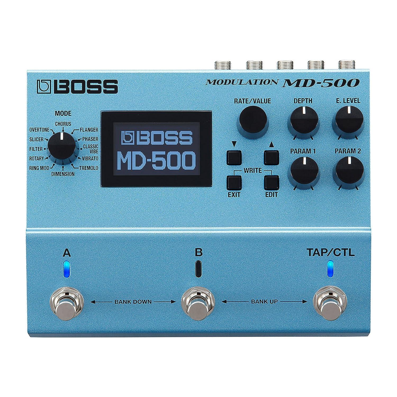 BOSS/MD-500 エフェクター MODULATION ボス モジュレーション MODULATION エフェクター BOSS/MD-500 B072XK1BNC, 犬雑貨専門店 銀屋:94ffc3d2 --- ijpba.info