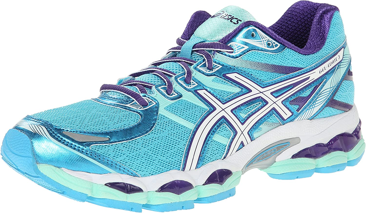 ASICS Women s GEL Evate 3 Running Shoe
