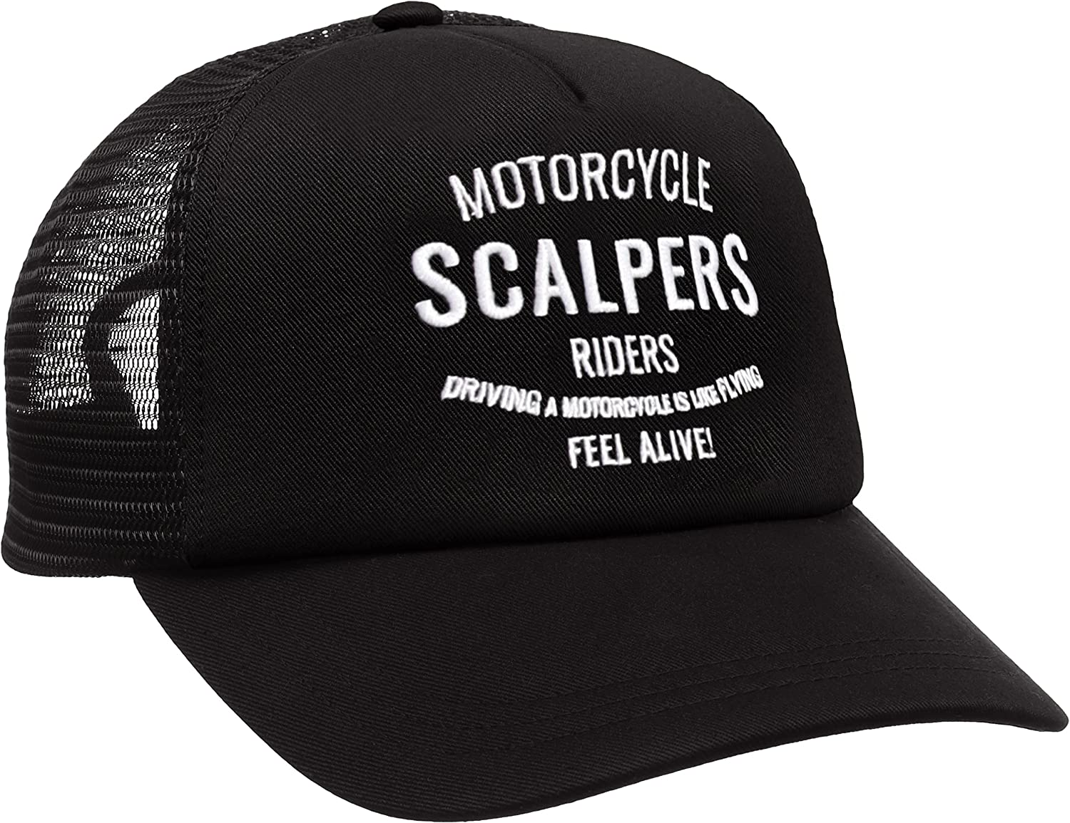 Scalpers TRUCKER CAP 02:BLACK Gorra, UNICA para Hombre: Amazon.es ...