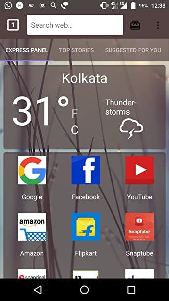 Amazon com: My Indian Browser: Appstore for Android