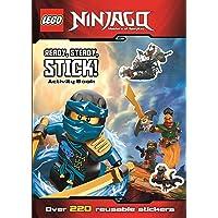 LEGO Ninjago Ready Steady Stick  Activity Book