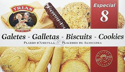 Trias Especial 8 Caja de Galletas - 300 g
