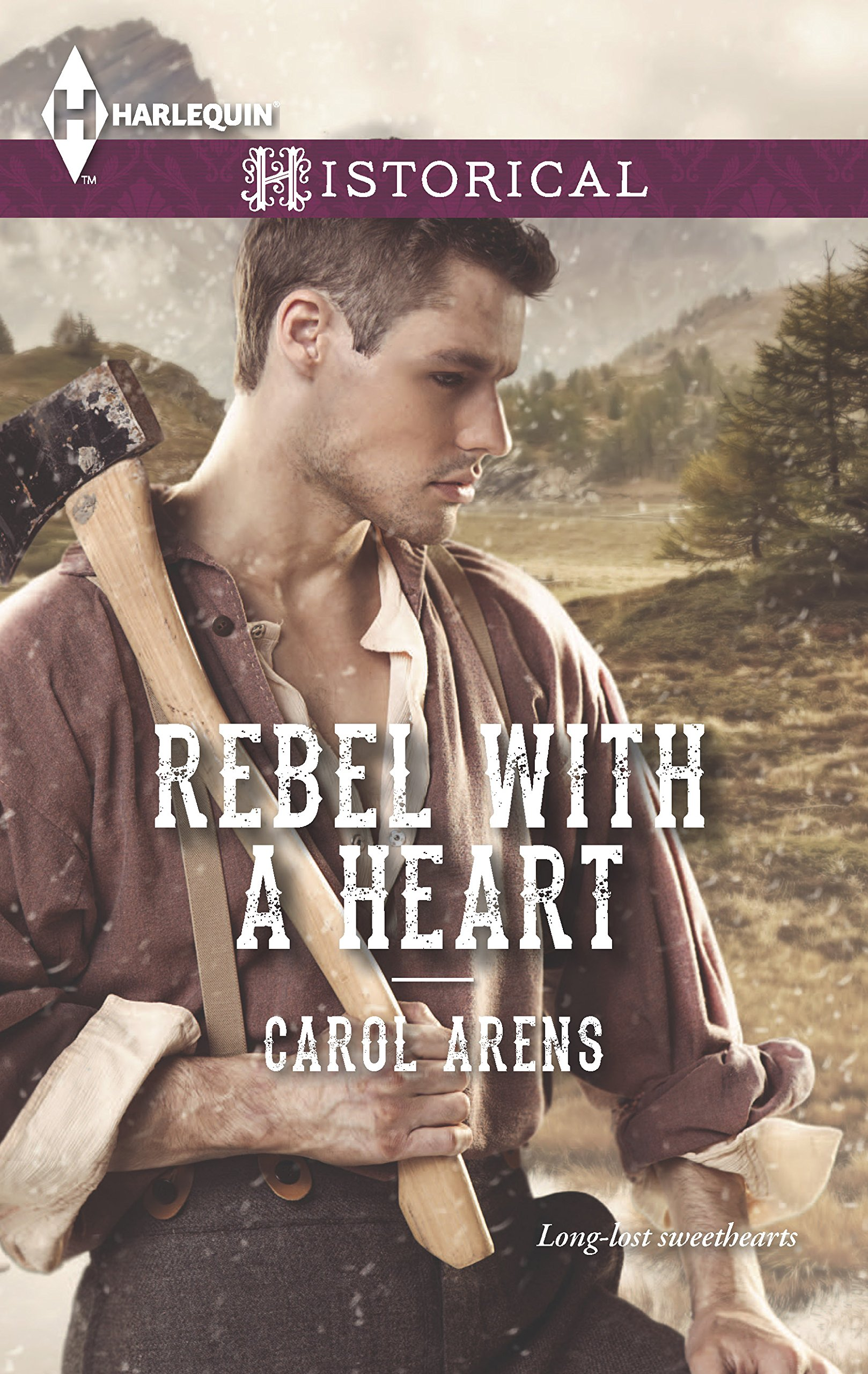 Rebel with a Heart (Mills & Boon Historical)
