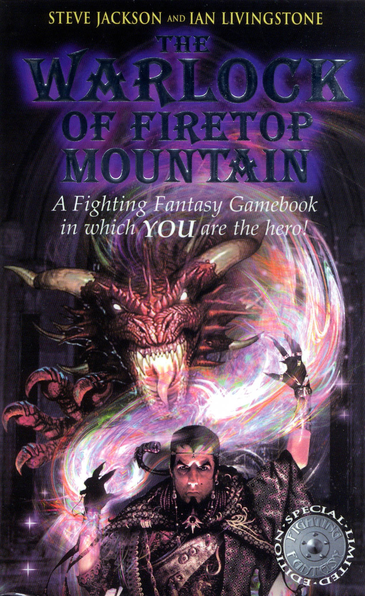 The Warlock of Firetop Mountain (Fighting Fantasy S.) (1840463872) Amazon Price History, Amazon Price Tracker
