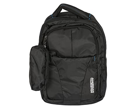 8636ceda96 American Tourister Citi-Pro2015 28Litres Black Backpack  Amazon.in  Bags