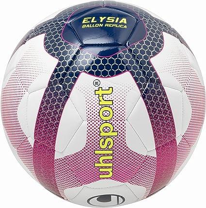 Uhlsport 1001655012018 balón de fútbol Unisex, Color Blanc/Bleu ...
