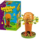 International Playthings Game Zone - Honey Bee Tree - Don't Wake the Bees Please! Classic Family Fun for Ages 3 and Up