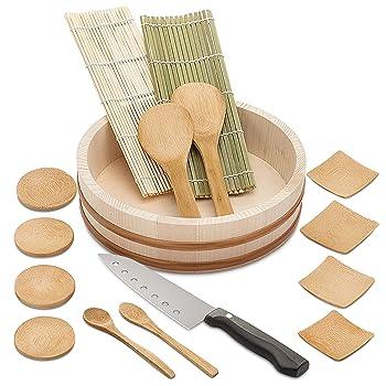 Elvoki Bamboo Sushi Making Kit
