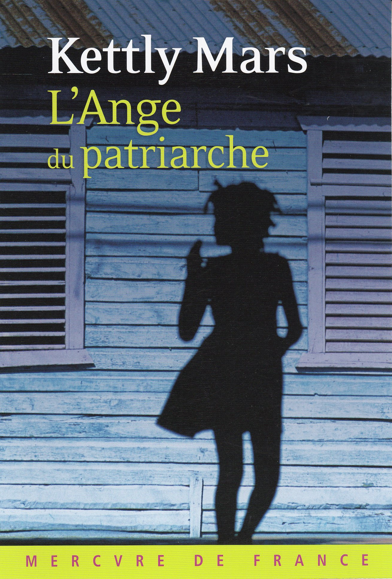 L'ange du patriarche : roman
