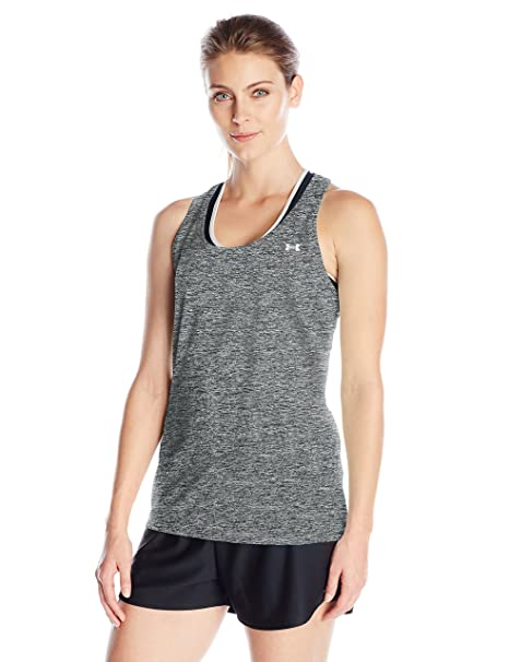 a3d03525a Amazon.com: Under Armour Women's Tech Twist Tank: Clothing