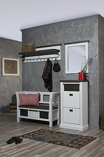 Garderob garderob sitzbank : Garderobenset / Garderobenkombination