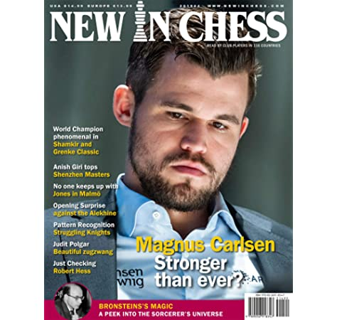 New in Chess Magazine 2019/6: Read by Club Players in 116 Countries: Ten  Geuzendam, Dirk Jan: Amazon.sg: Books