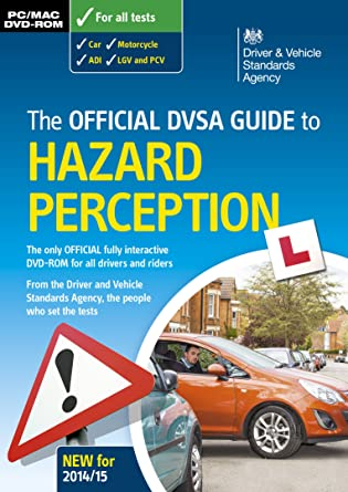 The Official DVSA Guide to Hazard Perception DVD  sc 1 st  Amazon UK & The Official DVSA Guide to Hazard Perception DVD: Tso: Amazon.co.uk ...