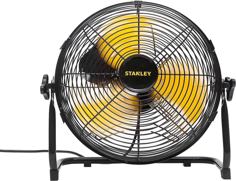 Stanley alta velocidad Ventilador de Metal, 3 palas de acero ...