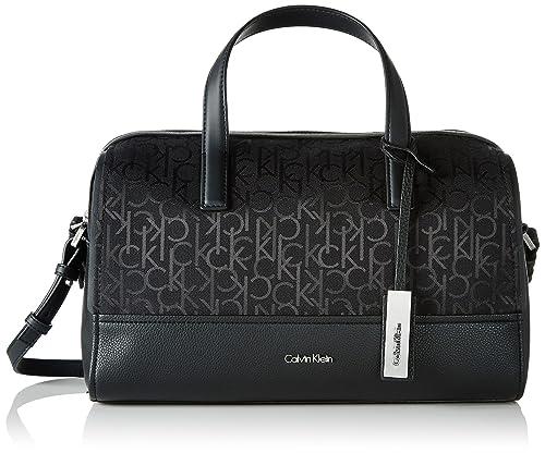 Calvin Klein Duffle Damen Handtasche Schwarz